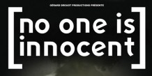 [Agenda] No One Is Innocent : concert à La Cigale le 17/03 !