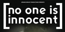 [Agenda] No One Is Innocent : concert à La Cigale le 17/03 !
